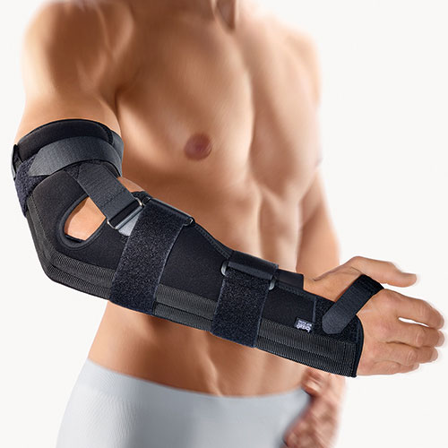 BORT KubiFX Long Elbow Brace