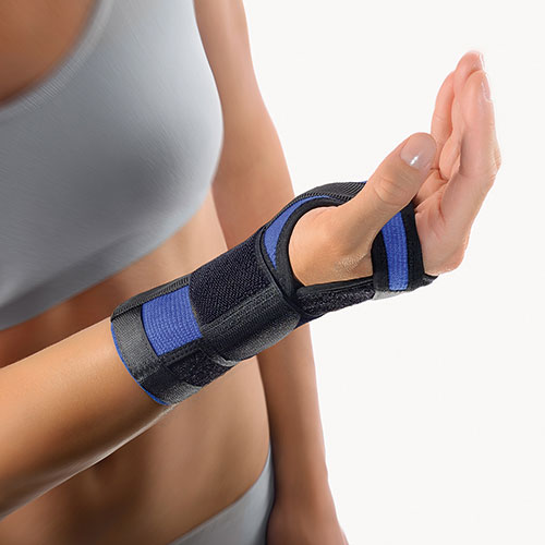 BORT Wrist Support with Strap