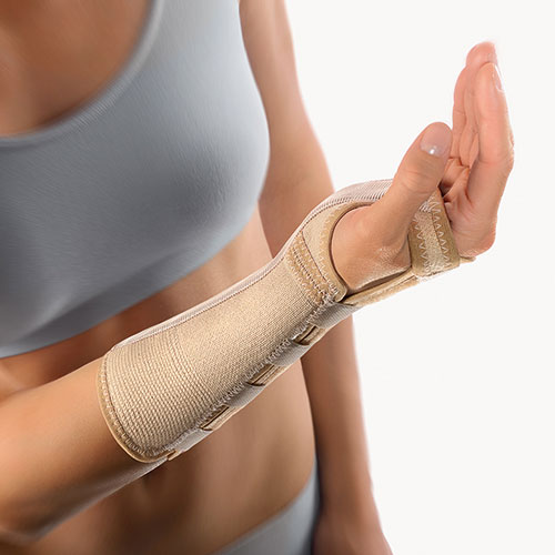BORT Arm and Wrist Support