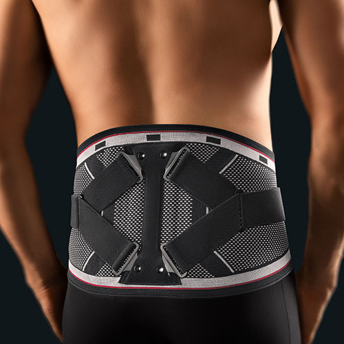 BORT select Stabilo® Back Support with Pad