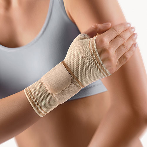 BORT Wrist Support with Thumb Opening