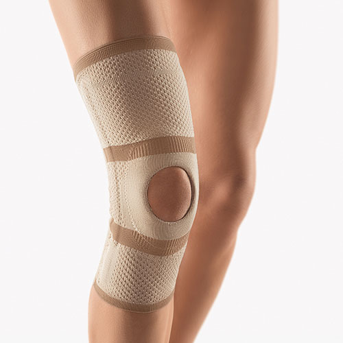 BORT Knee Support with Patella Recess