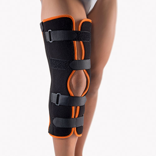 BORT Immob Splint with Patella Recess